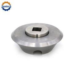 관례는 알루미늄 강철 철 구리 금관 악기 플라스틱 CNC 도는 맷돌로 가는 기계로 가공 정밀도 제조를 분해한다