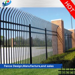 China Manufacturer Levert Direct Aluminium Safety Bridge Fence