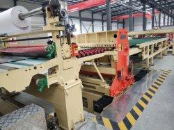 Китай производители обрезать до нужной длины линии машин оцинкованного листа алюминия катушки из нержавеющей стали режущей машины/тяжелых Gage материала/Ближнем материала