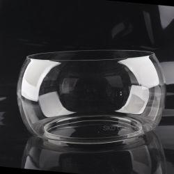 吊り下げ型照明用の超透明な透明なガラスシェードカスタムデザイン 許容範囲