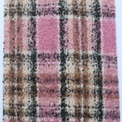 Das beste Form-Frauen-Obere, das von Tweed Fabric hergestellt wird, haben viele Vorrat an Frauen-Oberem für das Wählen