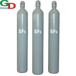 40L電子等級Sf6の硫黄のHexafluoride_PlasmaのクリーニングSf6 Gas_Etching Sf6のガス