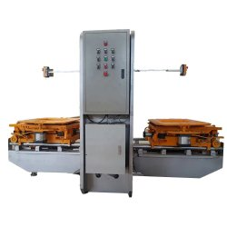 테라조는 테라조 도와 타이란드 도와 기계 제작자 테라조를 주조한다