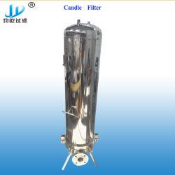 Filter met plastic zak van hoge kwaliteit voor de behandeling van zout water