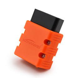 Marque OBD II Konnwei KW902 BT OBD-II OBD2 Scanner Bluetooth Auto Outil de diagnostic du détecteur de défaut