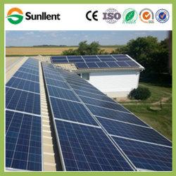 Commerce de gros panneau 5kw charger la batterie de sauvegarde du système d'énergie solaire d'alimentation