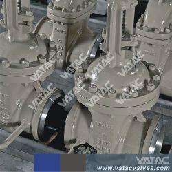 صمام بوابة WCB ذو العجلة اليدوية Pn16&Pn40%Pn64 GS-C25&A216