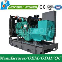 40kW 50kVA Cummins elektrische dieselgeneratorset met gegalvaniseerde overkapping