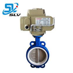 Proporcional elétrico dividindo proporcionalmente a válvula borboleta para a água