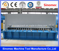 단두대 가위 기계/절단기/유압 가위 기계 또는 금속 가공 기계장치 의 꿰매는 광속 깎는 기계 QC11K-10X5000