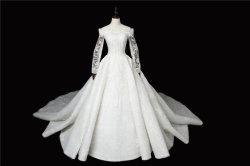 Max-820 Señoras mujeres chica Custom hacen parte de la Prom nupcial vestido de novia vestido de noche