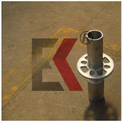Ringlock Systems-Baugerüst-Starter-Unterseiten-Muffe
