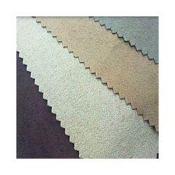 100 % Polyester Einfarbig Synthetisch Microfaser Polsterung Sofa Wildleder Stoff
