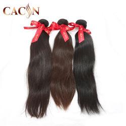 Doux et de beaux cheveux humains Produits cheveux humains malaisien droites