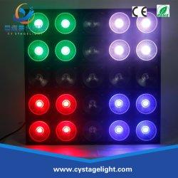 중국 Stage 조명 LED 매트릭스 패널 5x5 Jane Matrix LED 빔 워시 나이트 클럽 패널 라이트