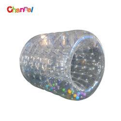 スポーツ用透明なキッズインフテーブルウォーターローラーボール