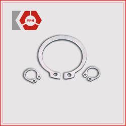 La norme DIN 472 Circlip rondelles en acier au carbone des anneaux de retenue pour alésages