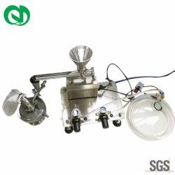 容易な操作およびクリーニングの小さいバッチ生産のDismountable実験室の粉砕機機械