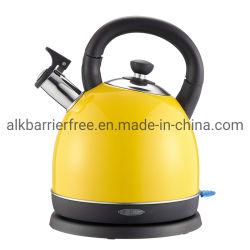нержавеющая сталь коммерческих электрические чайники воды котла молока для приготовления чая и кофе питьевой дозирования ковша