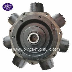 Stfd325 dos velocidades del motor hidráulico de pistones radiales Repalce Kawasaki Staffa Motor hidráulico Hmc325- P-310-200 - F4 -C1