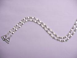Il reggiseno di cristallo qualità calda di vendita di migliore lega le cinghie di spalla del reggiseno del Rhinestone della cinghia del reggiseno di Diamante