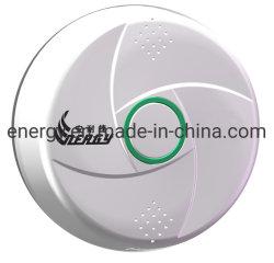 デジタル表示装置が付いている可燃性ガスの漏出探知器CH4 CH3 Coアラーム探知器、電池式Coアラーム探知器インストール済み屋内
