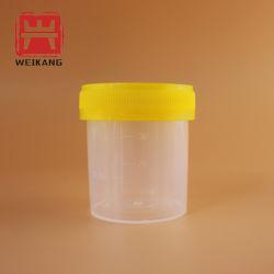 Tazza di plastica dell'espettorato del contenitore 30ml dell'espettorato,