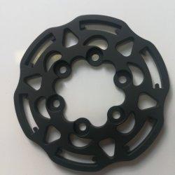 Les produits en aluminium : usinage de précision de disques de frein de vélo