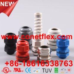 заводская цена нейлоновые кабельный сальник, пластиковый кабельный сальник, металлический кабельный сальник, латунный кабельный сальник, нержавеющая сталь кабельный сальник, IP68 полиамид кабельный сальник с Ce UL