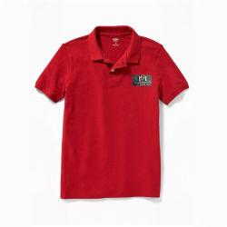 Polo Pure Color Camicie Stampa Personalizzata Con Logo