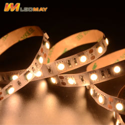 Basse tension 60 lumineux élevé LEDs SMD 5050 Bande LED Flexible