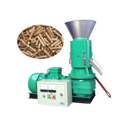 La alta calidad CE aprobada 300-500kg/h en el aserrín de madera completa peletizadora pequeña / Línea de producción de pellets de madera para la venta