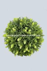 Usine de PE en matière plastique artificielle de la Lavande boule avec la poudre de fleur pour décoration maison (50416)
