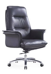 Reunião executiva Escritório pessoal giratória cadeira de couro mobiliário moderno
