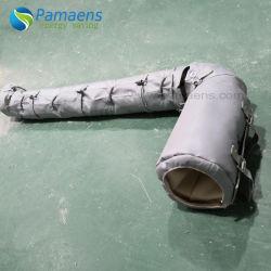 Ligeiro personalizada isolamento tampa do tubo com duração de mais de 5 ano