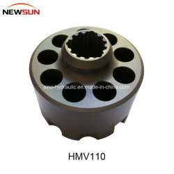 As peças da bomba de pistão hidráulico escavadeira Hmv110