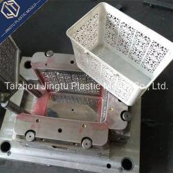 Raccord d'injection en plastique auto Home Appliance Case Panier de stockage du moule de roulement