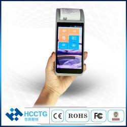 인쇄 기계 (HCC-Z91)를 가진 인조 인간 전자 POS 기계를 표로 만드는 중국 싼 소형 NFC 카드
