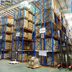 P235B para trabajo pesado de acero de almacén de estantería de palet