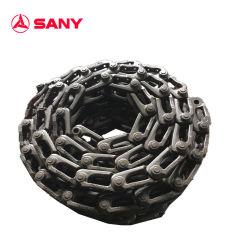 下部構造はSanyの掘削機の部品のためのトラック鎖そしてシャーシを分ける