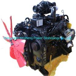 110HP moteurs diesel Cummins 4BTA3.9-C110 pour la construction des chariots élévateurs/niveleuse chargeuse sur roues/