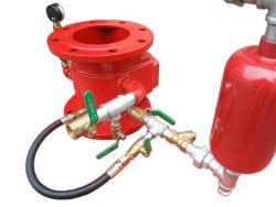 Nouveau Prix de Zsfz 80/100/125/150/200/250 humide de la soupape d'alarme incendie
