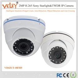 CCTV 비데오 카메라 소니 Starlight 방수 안전 IR IP 돔
