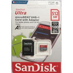 precio de fábrica original de plena capacidad clase 10 de la tarjeta Micro SD Sandisk Memory Stick