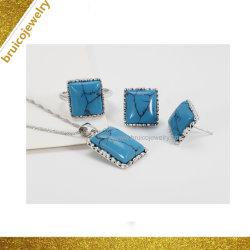 Пользовательские моды Earring ожерелья кольцо драгоценных камней украшения из серебра, браслеты,