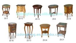 Anziehende Entwurfs-Lampen-Tabelle