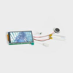 Écran TFT de 4,3 pouces personnalisé Module LCD 4,3 pouces module vidéo de la carte