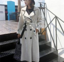 Ovelha tosquia Coat mulheres casual Moda Plus tamanho Winter Natural Camadas de pêlo de lã espessadas