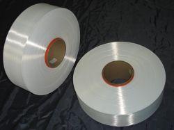 Hilo de poliéster reciclado Grs Ptt/Pet FDY compuesto de hilo elástico T400.