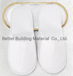 Comercio al por mayor costumbre Eco Friendly Hotel zapatilla SPA desechable zapatilla baño interior EVA Hotel zapatilla